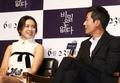 S. Korean actress Sohn Ye-jin and actor Kim Joo-hyuk