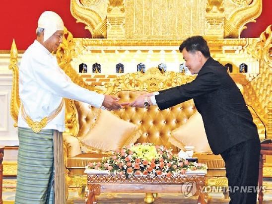 미얀마, 안보리 제재이행보고서에 '北외교관 추방' 공개(종합)