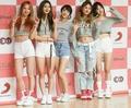 S. Korean girl group EXID