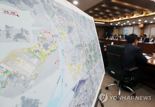 """민주당 인천시당 """"제3연륙교 협상 조속히 매듭지어야"""""""