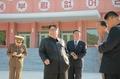 Kim Jong-un visits children's camp