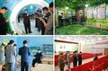 Kim Jong-un inspects children's camp