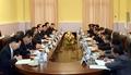N.K. delegation visits Laos