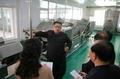 N.K.'s Kim visits kimchi factory