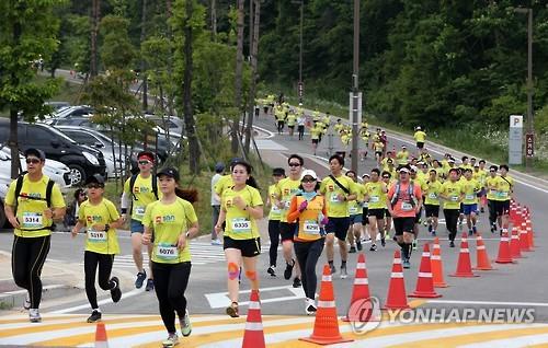평창올림픽 성공 기원 '트레일러닝 국제대회' 열린다