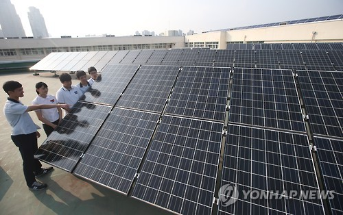 부산 태양광 학교 100개 만든다…찜통·냉골교실 해소