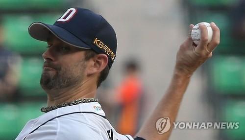 '니퍼트 최종점검 완료' 두산, LG와 첫 라이벌전 승리
