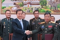 S. Korea, Laos agree on dispatch of military attaches
