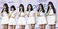 S. Korean girl group Gfriend