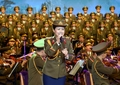 Armistice anniversary celebrated in N. Korea