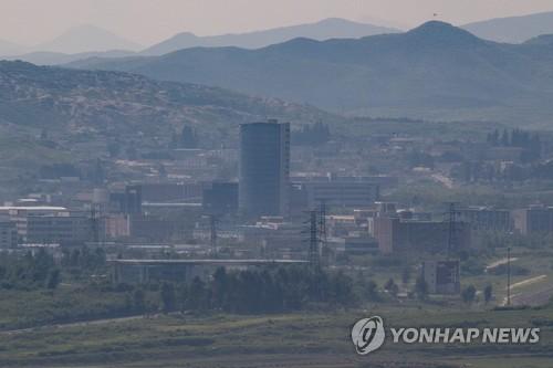 """VOA """"美상원 금융제재법안서 '개성공단 재개 반대' 삭제"""""""