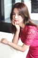 S. Korean actress Nam Kyu-ri