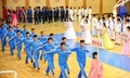 N.K. holds workers' sports contest