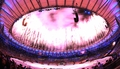 Fireworks at Rio Olympics closing ceremony