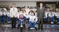 Korean Paralympic team arrives in U.S. for training