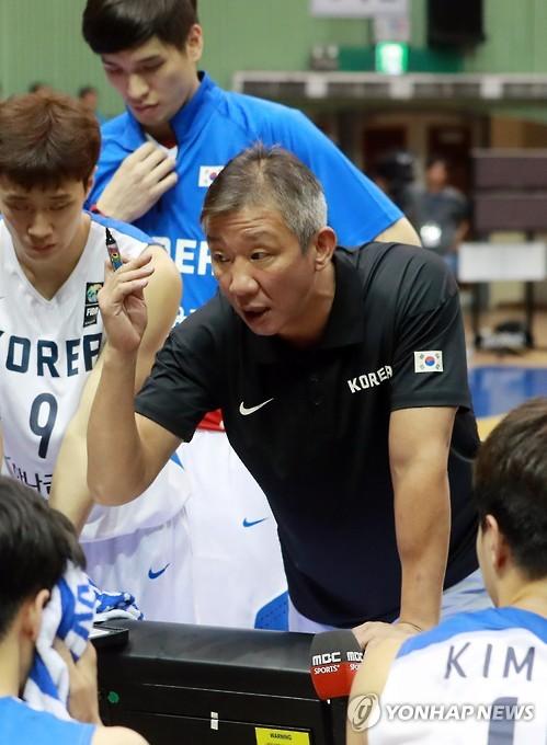 남자농구대표팀 12명 선발…이종현·강상재·최준용 등 발탁