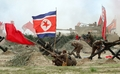 Key Korean War battle re-enacted