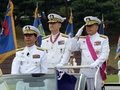 Change of command at S. Korean Navy