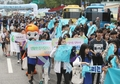Car-Free Day festivities in Seoul