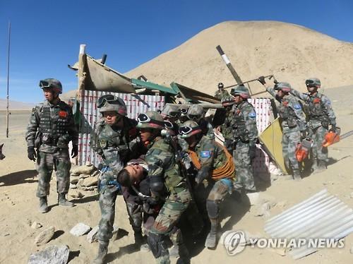 중국-인도, 협력으로 돌아서나…양국군 연합훈련 재개 움직임