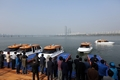 Water taxi operation resumes