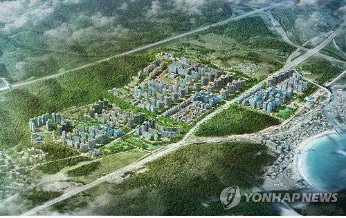 부산 일광지구 공공분양아파트·주택용지 잇달아 공급