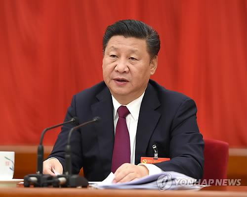 '시진핑 사상' 中 공산당 당헌에 포함될까…저항 만만찮을 듯