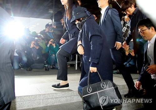 [일지] '최순실 국정 개입'부터 박근혜 구속영장 심사까지