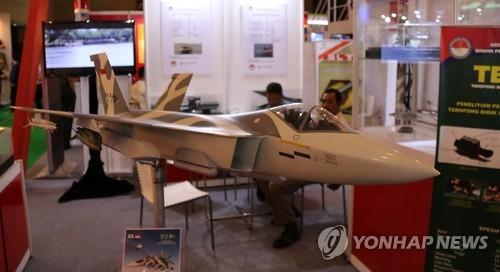 """인도네시아 """"한국형 전투기 공동개발, 기술적 문제로 지연"""""""