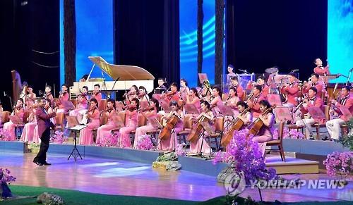 평창 오는 '삼지연 관현악단', 南서 어떤 무대 선보일까