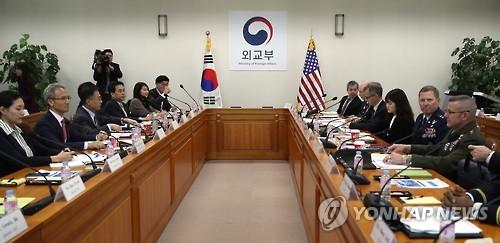 한미, 내일 SOFA 합동위…미군기지 환경문제 등 논의