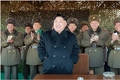 N.K.'s Kim vows 'clean sweep' in case of war with South