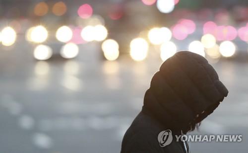 전남 곡성·구례·화순 '한파주의보'…22일 최고 80㎜ 비(종합)