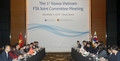 S. Korea, Vietnam launch FTA negotiation
