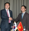 S. Korean, Vietnamese trade ministers meet in Seoul