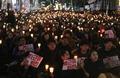 Plus de 7.000 bougies à Jeonju