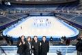 Patinoire pour les JO de PyeongChang