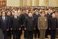 Kim Jong-un à Kumsusan