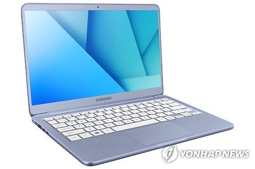 삼성 프리미엄 노트북 '대박'…올들어 10만대 판매