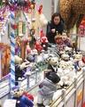 テディベア村のクリスマス