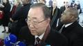 Ban Ki-moon de regreso a Corea del Sur