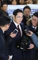 El heredero de Samsung es interrogado como sospechoso
