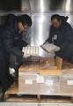 Llegan los huevos importados a Corea del Sur