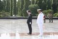 El presidente parlamentario visita Indonesia