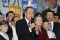 Retour de Ban Ki-moon