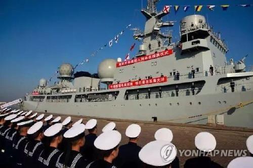 中 보유 대형 전자정찰선 8척으로 늘어…'대양해군' 박차
