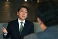 Interview d'Ahn Cheol-soo