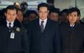 L'héritier de Samsung quitte le tribunal