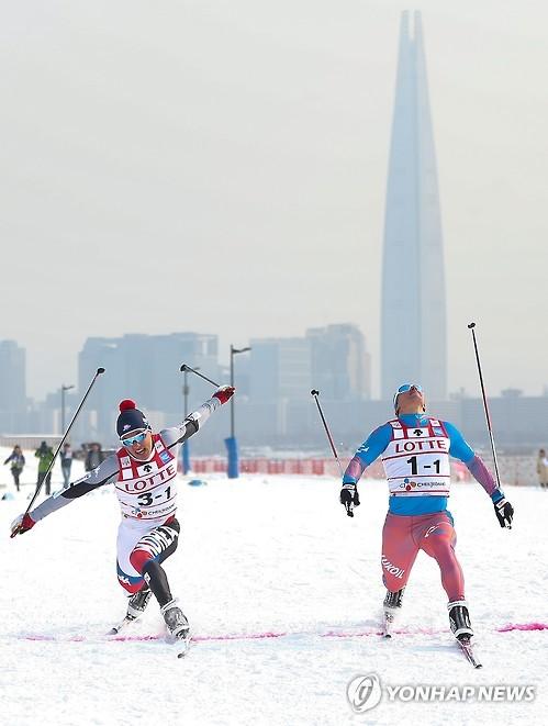 [알고보세요] 설상 종목 스키지만 눈 오는 날씨는 '별로'