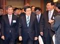 El presidente en funciones se reúne con los ingenieros